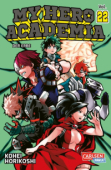 My Hero Academia - Bd. 22: Kindle Edition