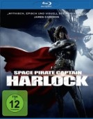Space Pirate Captain Harlock [Blu-ray]