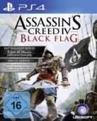 Assassin's Creed 4: Black Flag - Special Edition [PS4]