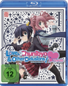 Love, Chunibyo & Other Delusions!: Heart Throb - Vol.1/4 [Blu-ray]