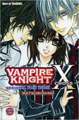 Vampire Knight: X Cross - Official Fan Book