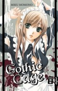 Gothic Cage - Kindle Edition