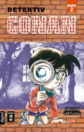 Detektiv Conan - Bd.02: Kindle Edition