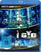 Gyo: Der Tod aus dem Meer/King of Thorn - Anime Box [Blu-ray]