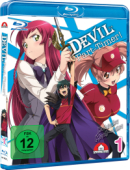 The Devil is a Part-Timer - Vol.1/4 [Blu-ray]