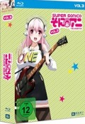 Super Sonico - Vol.3/3: Limited Collector's Edition [Blu-ray]