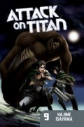 Attack on Titan - Vol. 09: Kindle Edition