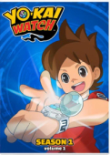 Yo-Kai Watch: Season 1 - Vol.01