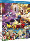 Dragon Ball Z - Movie 14: Battle of Gods - Collector's Edition [Blu-ray+DVD]