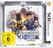 Professor Layton vs. Phoenix Wright: Ace Attorney [3DS]