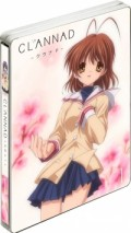 Clannad - Vol.1/4: Limited Steelbook Edition [Blu-ray] + Sammelschuber