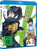 The Devil is a Part-Timer - Vol.3/4 [Blu-ray]