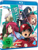 The Devil is a Part-Timer - Vol.4/4 [Blu-ray]