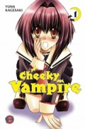 Cheeky Vampire - Bd.01: Kindle Edition