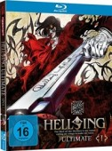 Hellsing Ultimate - Vol.01/10: Mediabook Edition [Blu-ray]