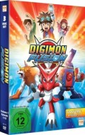 Digimon Fusion - Box 1/2