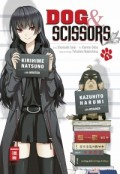 Dog & Scissors - Bd.01