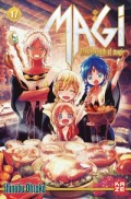 Magi: The Labyrinth of Magic - Bd.17