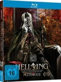 Hellsing Ultimate - Vol.02/10: Mediabook Edition [Blu-ray]