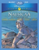 Nausicaä of the Valley of the Wind [Blu-ray+DVD]