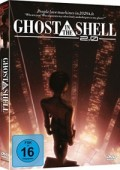 Ghost in the Shell 2.0 - Mediabook-Edition