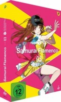 Samurai Flamenco - Vol.3/4
