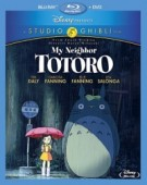 My Neighbor Totoro [Blu-ray+DVD]