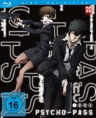 Psycho Pass - Vol.1/4 [Blu-ray]