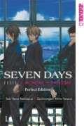 Seven Days - Bd.01: Perfect Edition