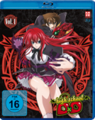 Highschool DxD - Vol.1/4 [Blu-ray]