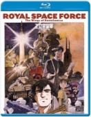 Royal Space Force: The Wings of Honnêamise [Blu-ray]