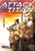 Attack on Titan - Bd. 23: Kindle Edition