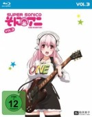 Super Sonico - Vol.3/3 [Blu-ray]