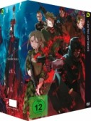 Sword Art Online 2 - Vol.1/4: Limited Edition + Sammelschuber + OST
