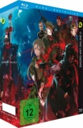 Sword Art Online 2 - Vol.1/4: Limited Edition [Blu-ray] + Sammelschuber + Soundtrack