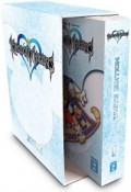 Kingdom Hearts White Edition - Bd.01 + Sammelschuber