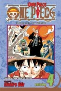 One Piece - Vol.04: Kindle Edition