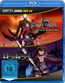 Fate/Stay Night: Unlimited Blade Works/Holy Knight - Anime Box [Blu-ray]