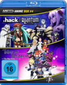 .hack//Quantum/Tales of Vesperia: The First Strike - Anime Box [Blu-ray]