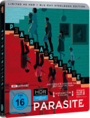Parasite - Limited Steelbook Edition [Blu-ray 4K]