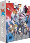 Darling in the Franxx - Vol.1/4: Limited Edition [Blu-ray] + Sammelschuber