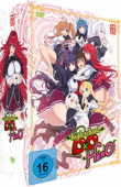 Highschool DxD Hero - Vol.1/4: Limited Edition + Sammelschuber
