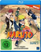 Naruto: Staffel 2 [Blu-ray]