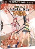 Samurai Bride - Komplettbox [Blu-ray]