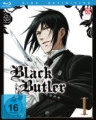 Black Butler - Vol.1/2 [Blu-ray]