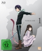 Noragami - Vol.1/2 [Blu-ray]