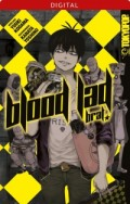 Blood Lad Brat: Kindle Edition