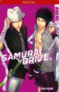 Samurai Drive - Bd.04: Kindle Edition