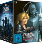 Fullmetal Alchemist: Brotherhood - Vol.3/8: Digipack [Blu-ray] + Poster