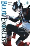 Blue Exorcist - Bd.01: Kindle Edition
